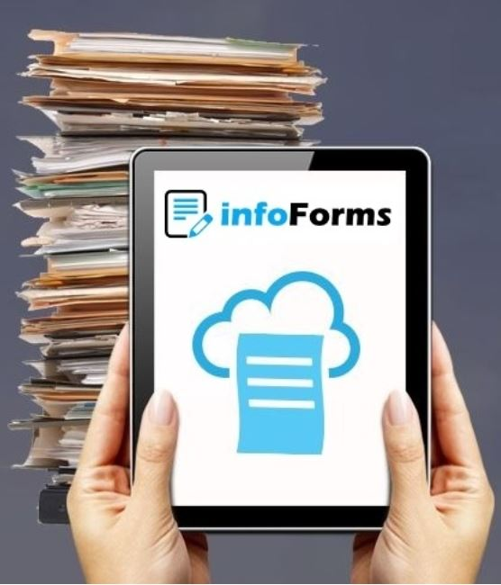 infoForms data capture app